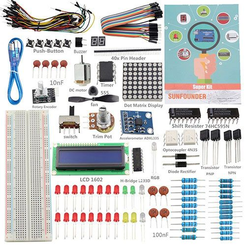 10 best Top 10 Best Electronic Kits For Adults In 2017 Reviews ...