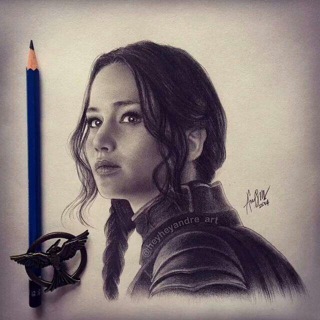 Katniss Everdeen :))