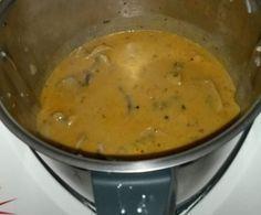 Rezept Champignonrahmsoße z.B. für Schnitzel Jäger Art von Drea1808 - Rezept der Kategorie Saucen/Dips/Brotaufstriche