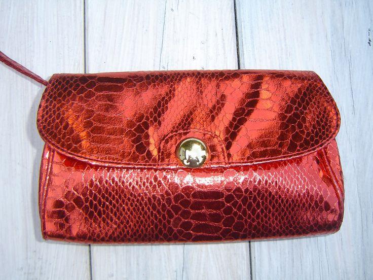 Kopertówka czerwona - Lady-Kate23 - Kopertówki
