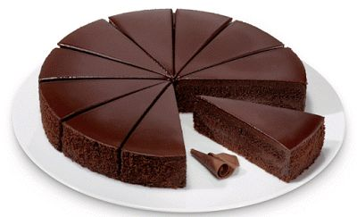 Me Encanta el Chocolate: RECETA BÁSICA TARTA DE CHOCOLATE