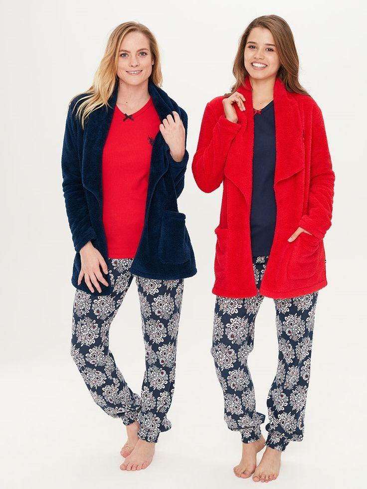 US Polo 15695 Bayan 3'lü Pijama Takım https://www.mark-ha.com/polar-pijama-takim  #markhacom #polar #polarpijama #bayanpijama #pijama #pijamatakım #bayangiyim #evgiyim #stil #kombin #yenisezon #üçlüpijama #üçlü #desenli #çiçekdesenli #lacivert #kırmızı #kış #yenisezon