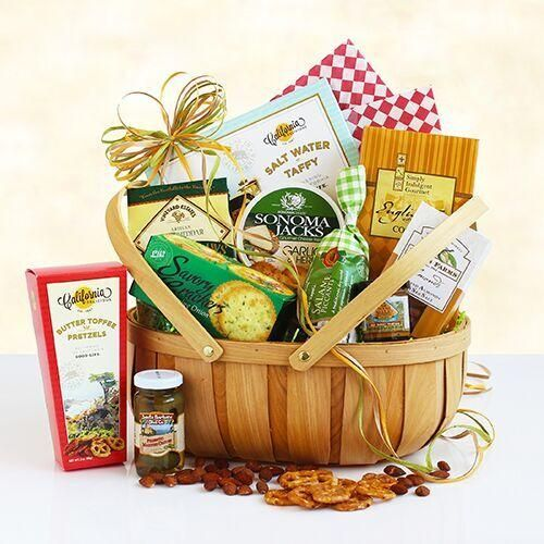 The 25 best picnic gift basket ideas on pinterest ideas san summer fun picnic appreciation gift basket solutioingenieria Image collections