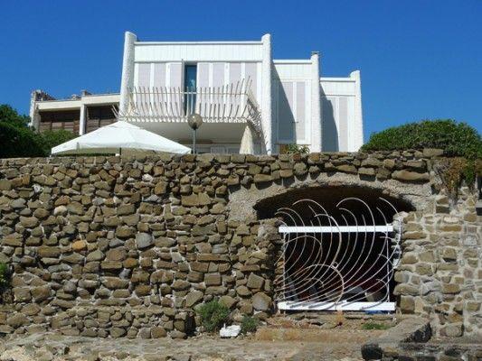 Luigi Moretti, Villa La Califfa, 1954, Santa Marinella.