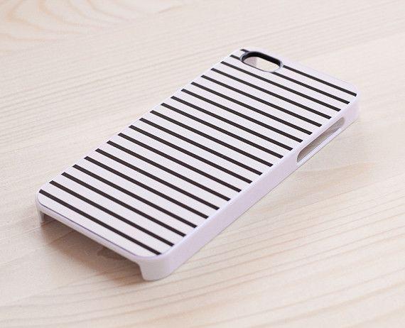 Classic stripe iPhone case.