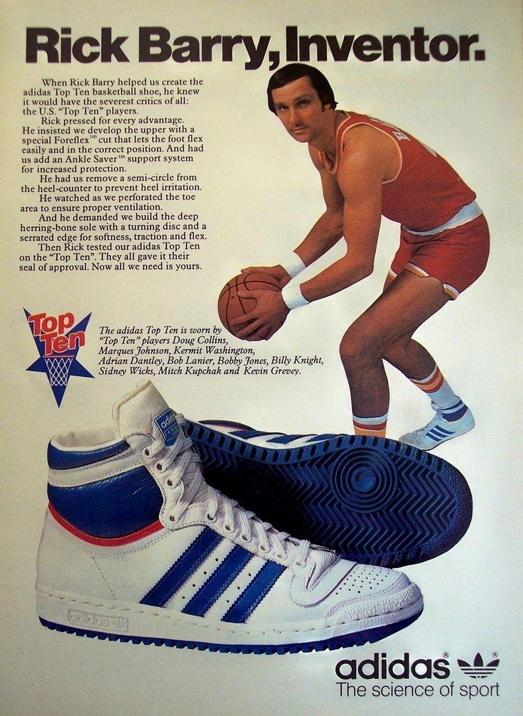 Adidas Top Tens
