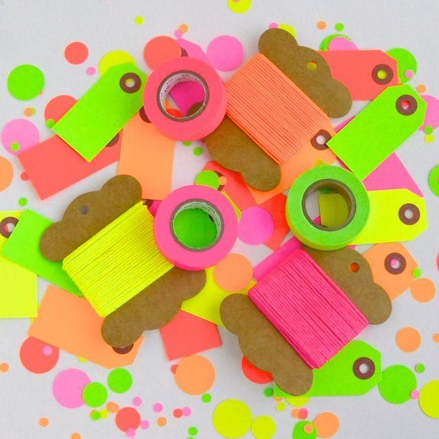 Paint the Town Neon: Favorite Bright, Fun Party Ideas