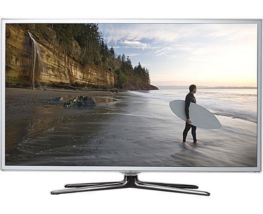 Samsung UE32ES6715UXXE 32 tums 3D LED-TV VIT på tradera.