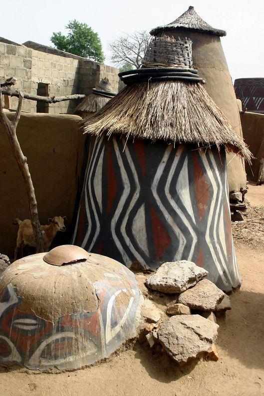 Africa | Sirigu Village, Ghana (near the border with Burkina Faso). | ©Mirko Tikalsky