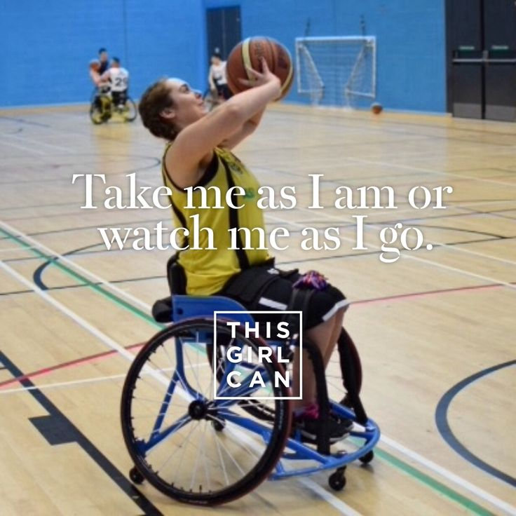 Join the thousands of women sharing their activity pics on the #ThisGirlCan app! Make your own online poster using your mobile device.