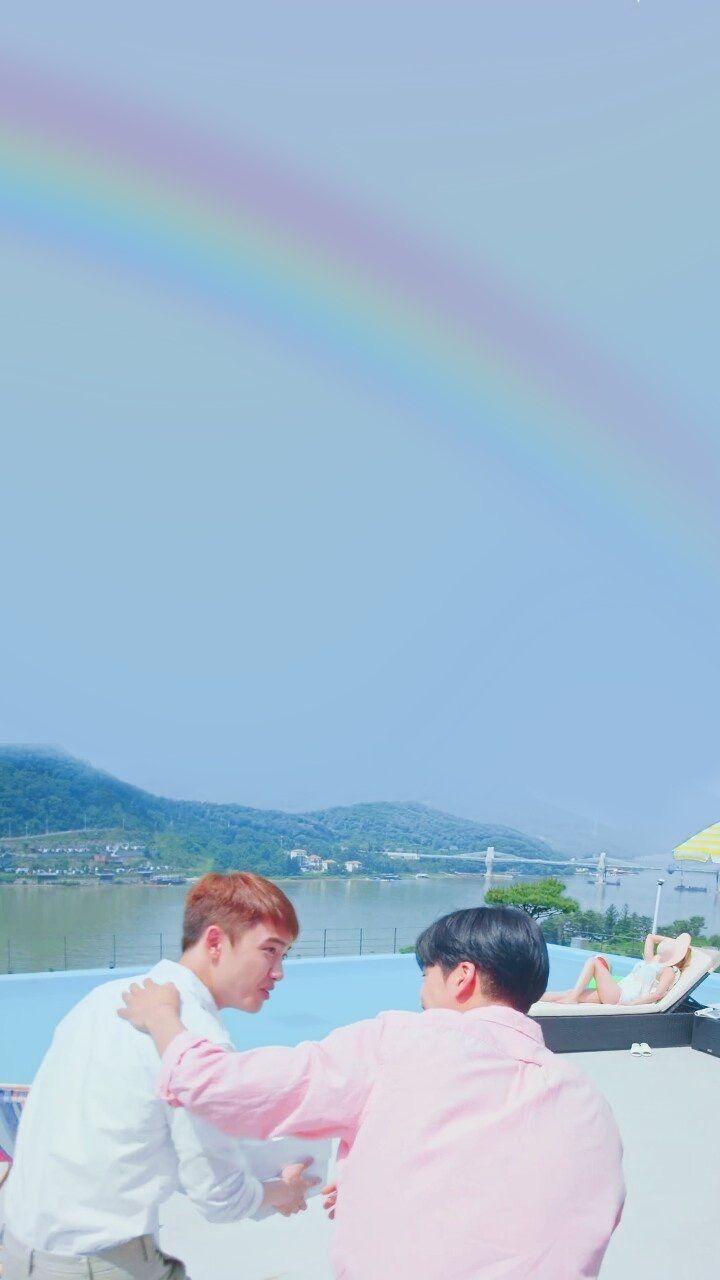 Kaisoo Ft Rainbow Ships Exo Kaisoo Kyungsoo