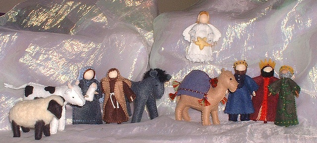 1000 Images About Nativity Crafts On Pinterest Wool