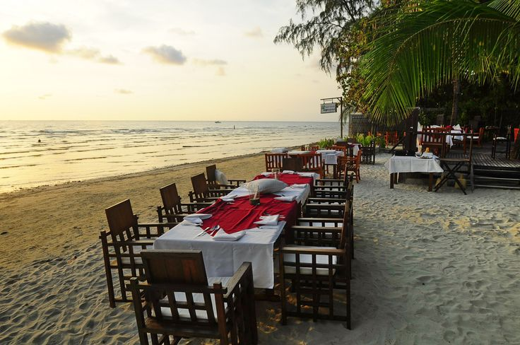 Koh Chang Tropicana Resort & Spa, Klong Prao Beach, Thailand