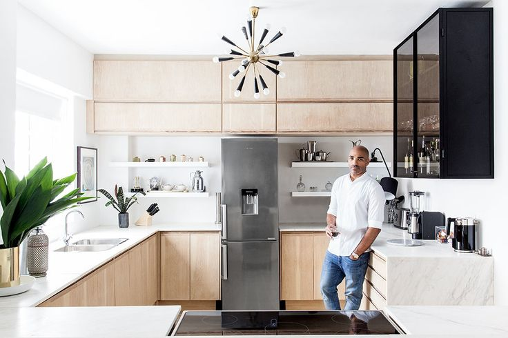 A Mid-Century Modern design collection takes centre stage in Tyron Arendse's sophisticated Johannesburg home.