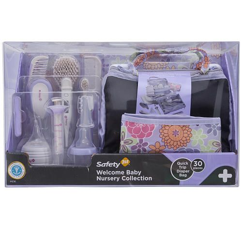 Welcome Baby Nursery Collection - Lavender