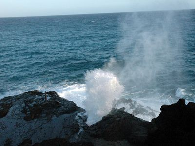 Blowhole, Halona, OahuBlowing Hole, Dreams Islands, Buckets Lists, Favorite Places, Aloha Places, Holana Blowholes, Hawaiian Paradise, Halona Blowing, Buckets Boards