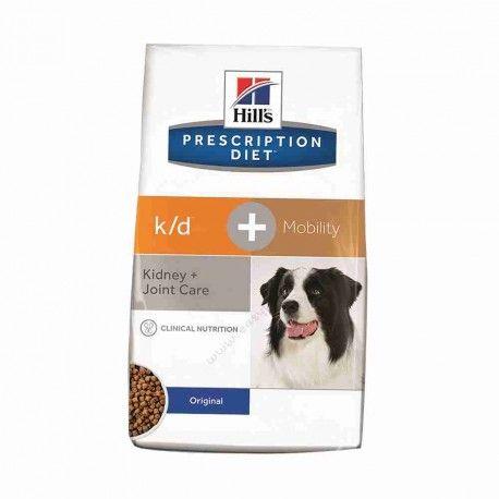 Hill's Prescription Diet K/D + Mobility 5 kg