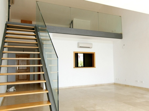 88 best images about loft and stairs on pinterest Garage loft stairs