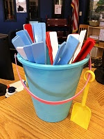 Three Ring Library blog. Great ideas for the elementary school library!