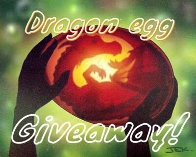 ♣ DRAGON EGG GIVEAWAY♣ Starts 17th - ends 30th Oct.  Welcome to the second #event leading to December's #holidays 😃 And it's a #giveaway this time, with one of my newest #creations! ♦ PRIZE: A #custom #sculpted #dragon #egg like those I recently made, any colour, either scaly or dotted in rhinestones (2-3 cm tall) - winner's choice ❤   ♦ HOW TO PARTICIPATE? * Go to my #Facebook page and find out! Only two passages and more options for extra entries 😊…