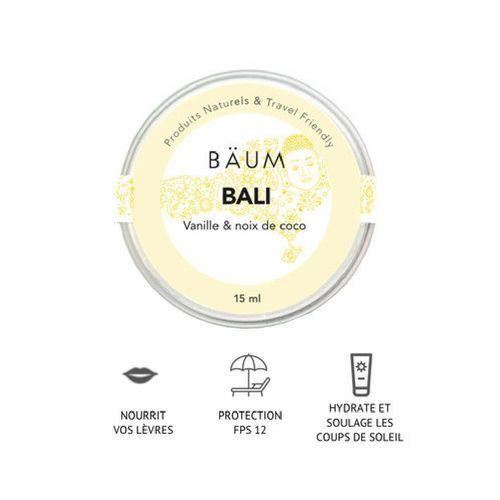 Baume à lèvres - Bali