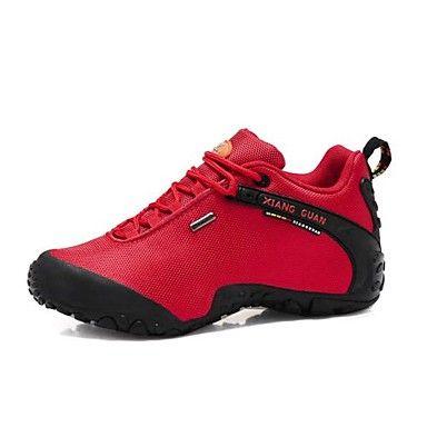 Confort talón plano de las mujeres de nylon zapatos atléticos (más colores) – USD $ 44.09