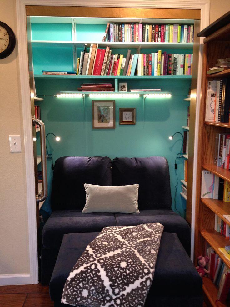 Best 25 Closet Reading Nooks Ideas On Pinterest Closet
