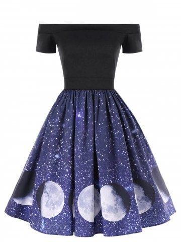 GET $50 NOW | Join RoseGal: Get YOUR $50 NOW!https://www.rosegal.com/print-dress... 5