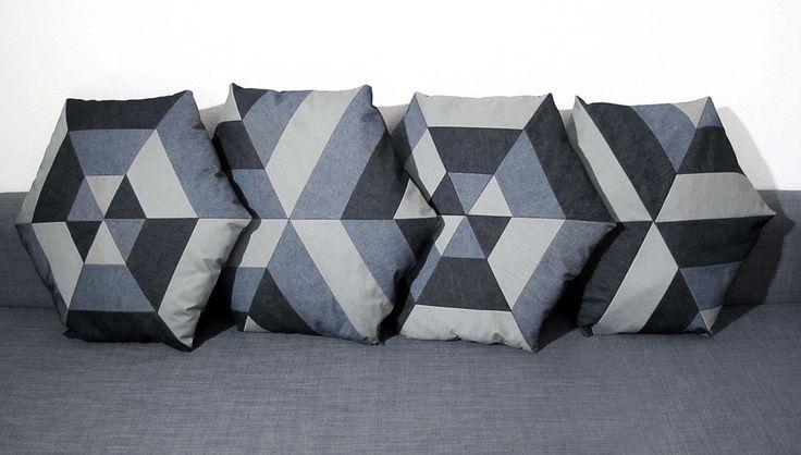 CORE DECO : Hexagon Pillows – Uni...