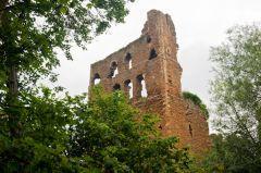 Photo of Sheriff Hutton Castle