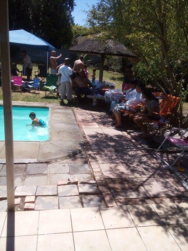 Family reunion @Boer residence