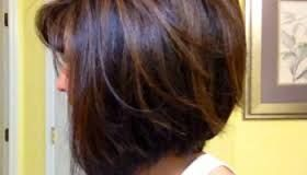 Image result for dark hair with highlights