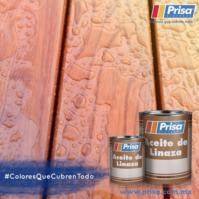 23 best images about colores que cubren todo on pinterest - Aceite de linaza para madera ...