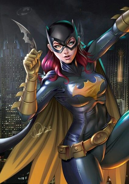 Batgirl by idk - Visit to grab an amazing super hero shirt now on sale!