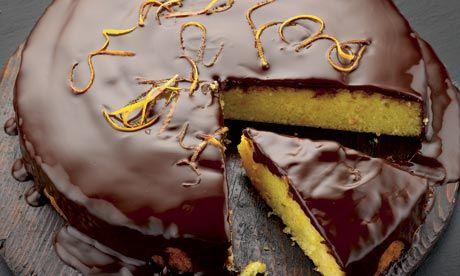 Μια συνταγή για ένα πεντανόστιμο κέικ με άρωμα μανταρινιού, αμυγδαλόψιχα γλασαρισμένο με σοκολάτα. Ένα κέικ για μικρούς και μεγάλους για όλες τις περιστάσε