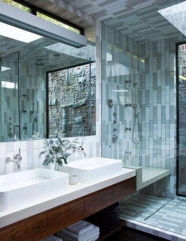 116 best Luxury Bathrooms images on Pinterest | Bathroom, Modern ...