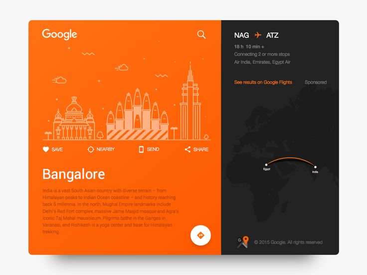 Google Map Advanced Search – Icon by Ranjith Alingal
