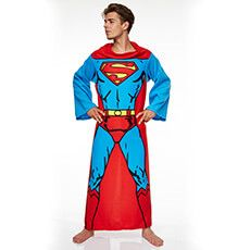 Show them who's Superman – even on lazy days!