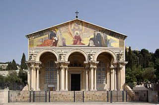 Holy Land - Basilica Of Agony │Church Of All Nations