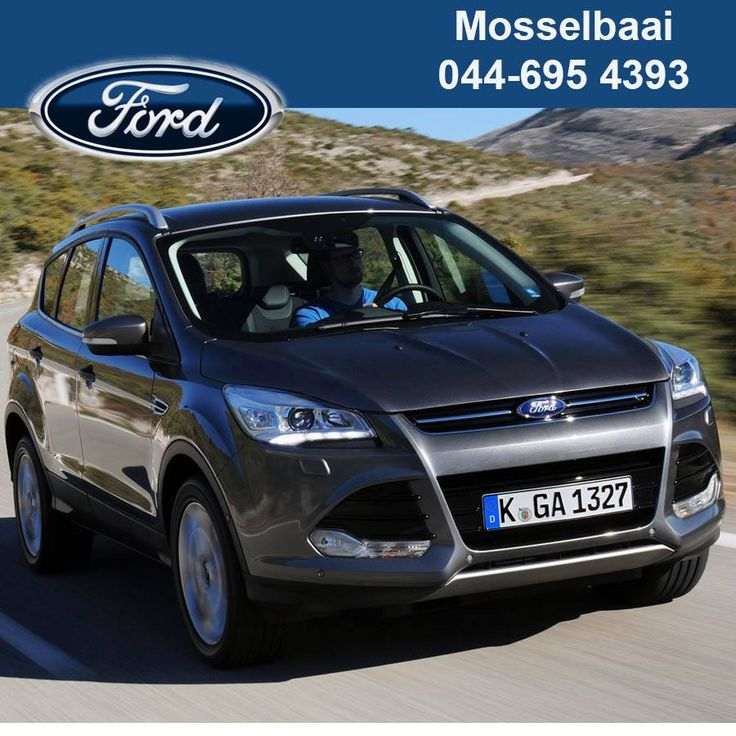 Anticipating bad roads or weather? The all-new Ford Kuga's Intelligent All-Wheel Drive automatically adjusts torque to each individual wheel every 16 milliseconds, virtually eliminating wheel slip. It's traction where and when you need it most. #auto #sales #cars