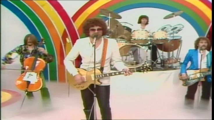 Electric Light Orchestra, ELO, Discovery Upscaled to HD (16:9 fullscreen...
