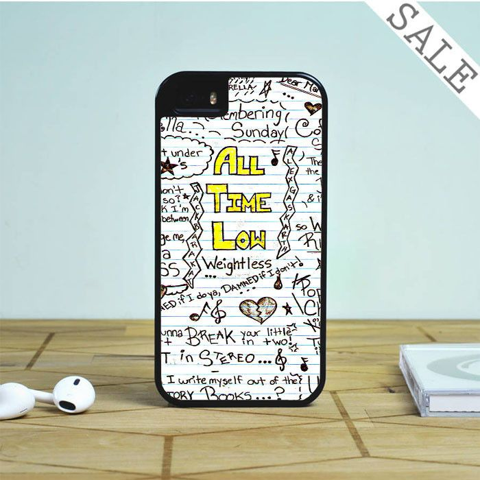 All Time Low Collage For iPhone | Samsung Galaxy | HTC Case