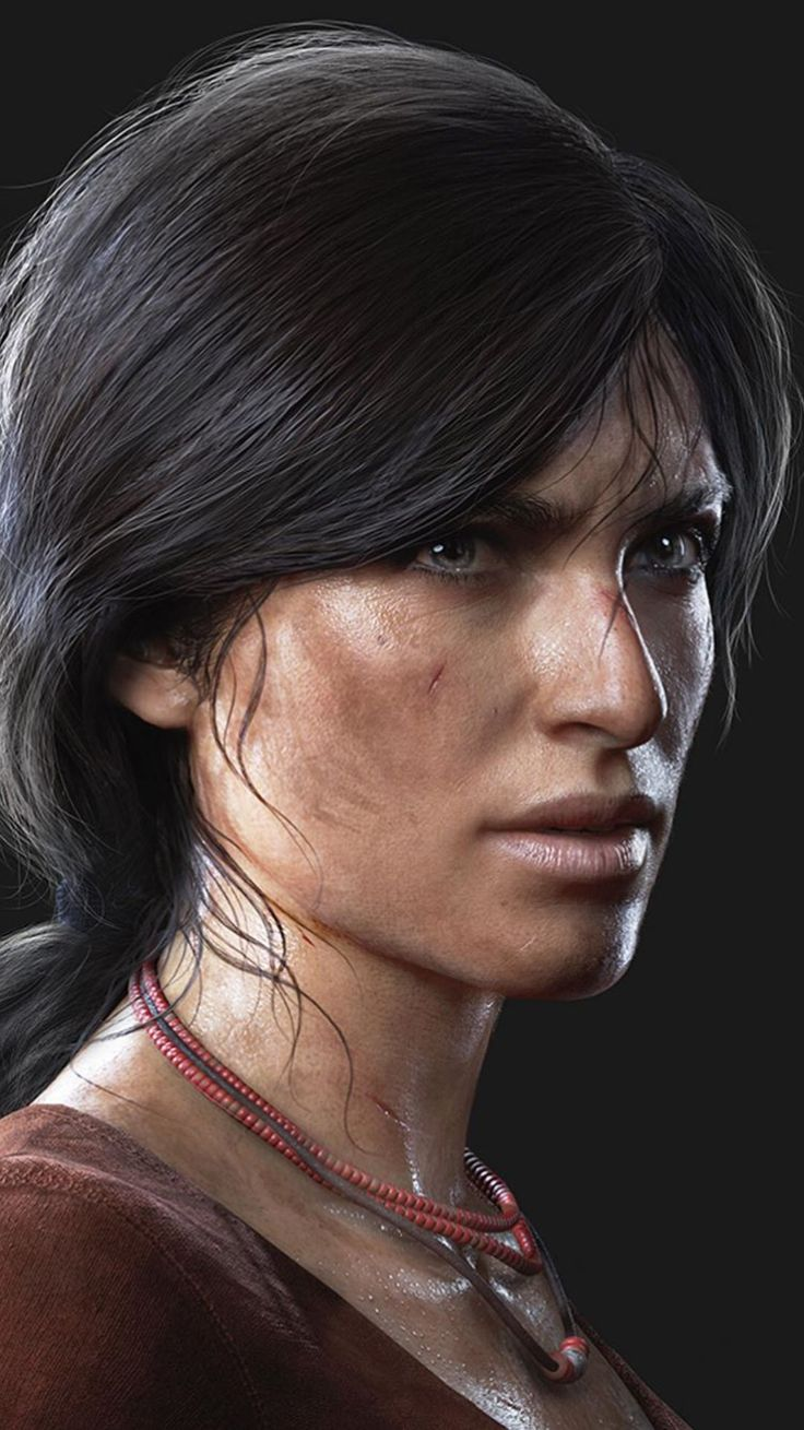 Chloe Frazer | Uncharted: The Lost Legacy