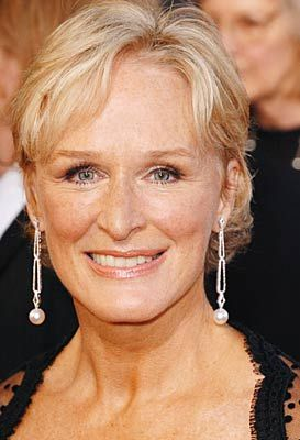 Glenn Close - 65 & aging gracefully