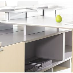 District Furniture Supports by Teknion