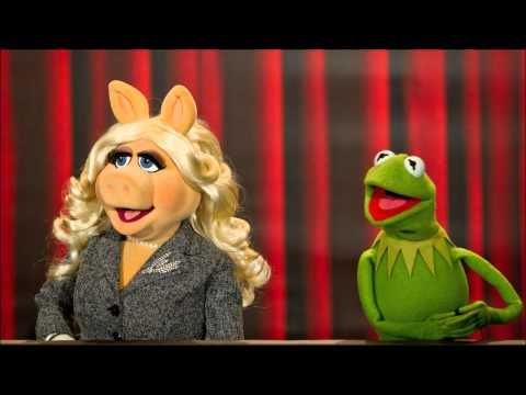 Listen to it here. | Tom Hiddleston Does One Mighty Fine Kermit And Miss Piggy Impression