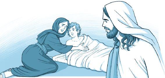 Jesus manifestava compaixão pelas pessoas