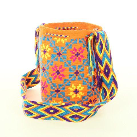 Wayuu Mochila - 1410