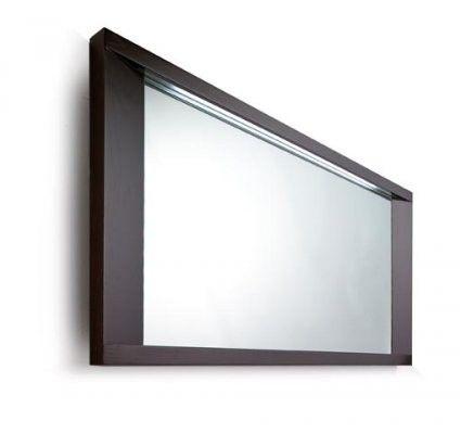 Oltre 25 fantastiche idee su specchio con cornice in legno su pinterest - Specchio bagno con cornice ...