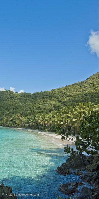 Hawksnest Bay, Saint John, US Virgin Islands